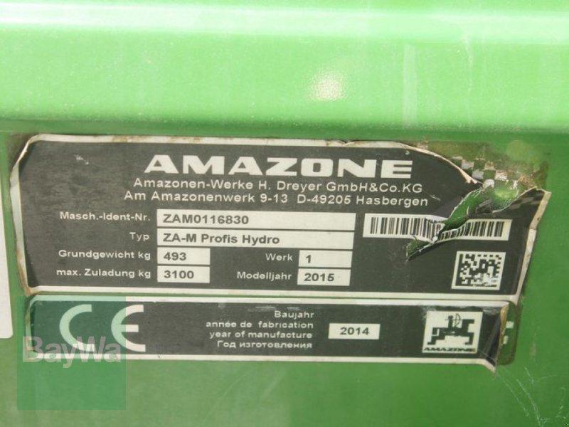 Düngerstreuer des Typs Amazone ZA-M 2501 PROFI HYDRO S, Gebrauchtmaschine in Straubing (Bild 7)