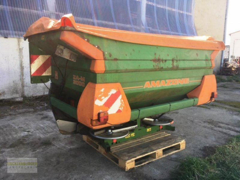 Düngerstreuer des Typs Amazone ZA-M 3000 Profis Hydro, Gebrauchtmaschine in Gülzow-Prüzen OT Mühlengeez (Bild 1)