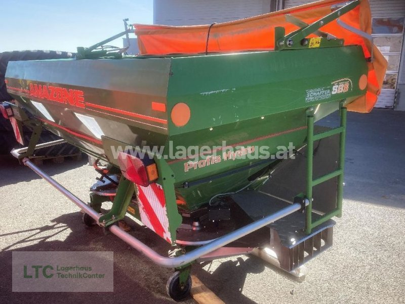Düngerstreuer des Typs Amazone ZA-M 3000 ULTRA, Gebrauchtmaschine in Großpetersdorf (Bild 1)