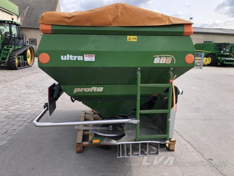 Düngerstreuer des Typs Amazone ZA-M 3000, Gebrauchtmaschine in Sülzetal (Bild 4)