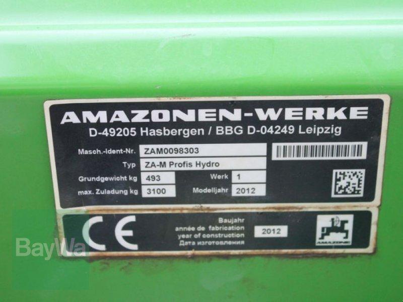 Düngerstreuer des Typs Amazone ZA-M 3001 PROFIS HYDRO, Gebrauchtmaschine in Plattling (Bild 9)