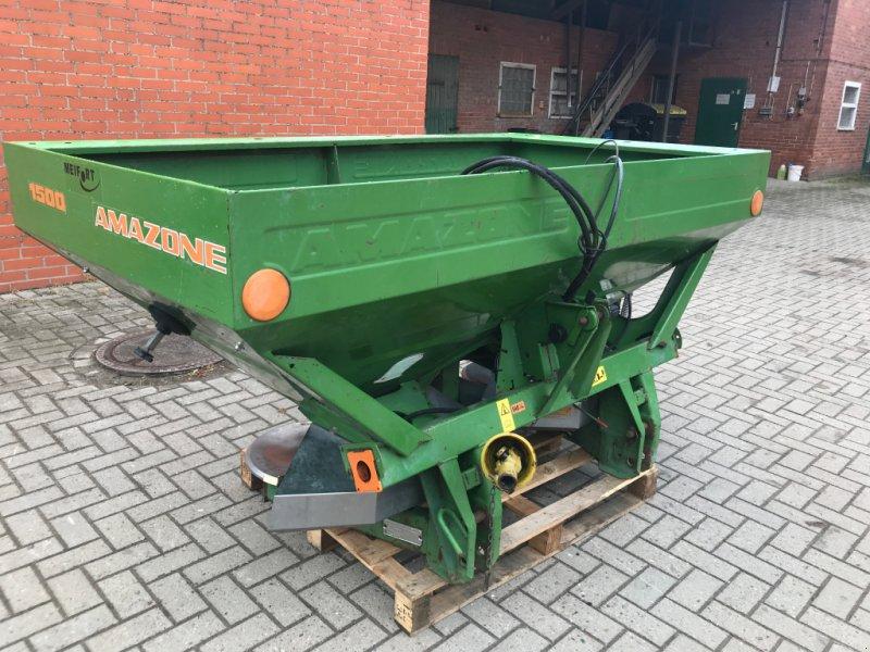 Düngerstreuer des Typs Amazone ZA-M MAX 1500, Gebrauchtmaschine in Schweringen (Bild 3)
