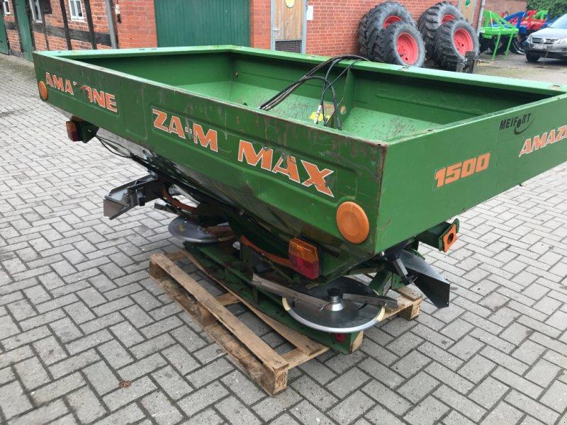 Düngerstreuer des Typs Amazone ZA-M MAX 1500, Gebrauchtmaschine in Schweringen (Bild 11)