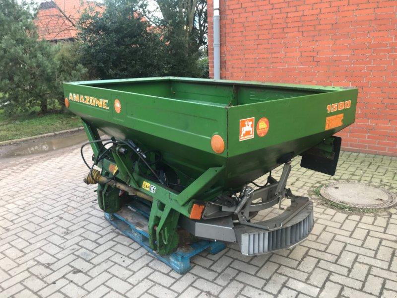 Düngerstreuer типа Amazone ZA-M maxi S, Gebrauchtmaschine в Schweringen (Фотография 1)