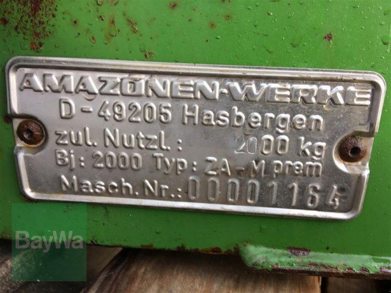 Düngerstreuer des Typs Amazone ZA-M premis, Gebrauchtmaschine in Landshut (Bild 9)