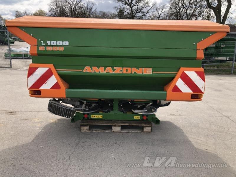 Düngerstreuer des Typs Amazone ZA-M Profi S, Gebrauchtmaschine in Sülzetal (Bild 6)