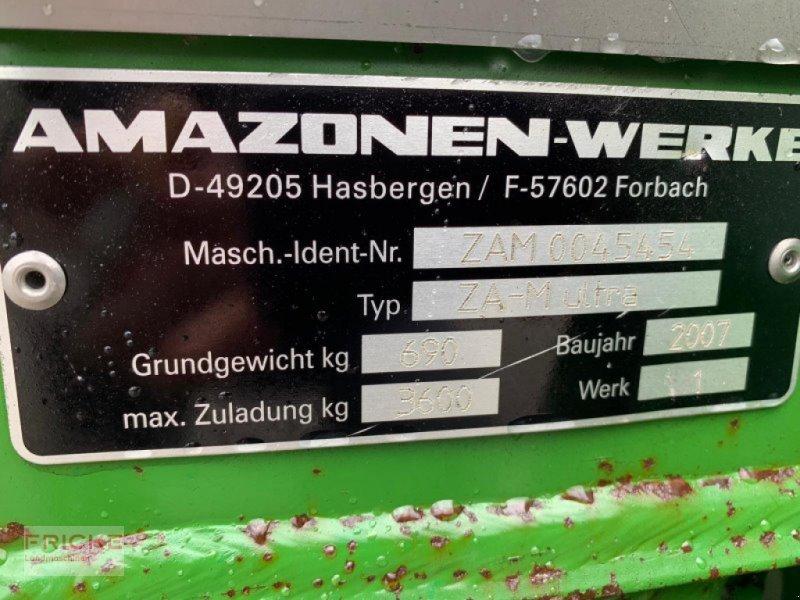 Düngerstreuer типа Amazone ZA- M ultra profis 3000, Gebrauchtmaschine в Demmin (Фотография 5)