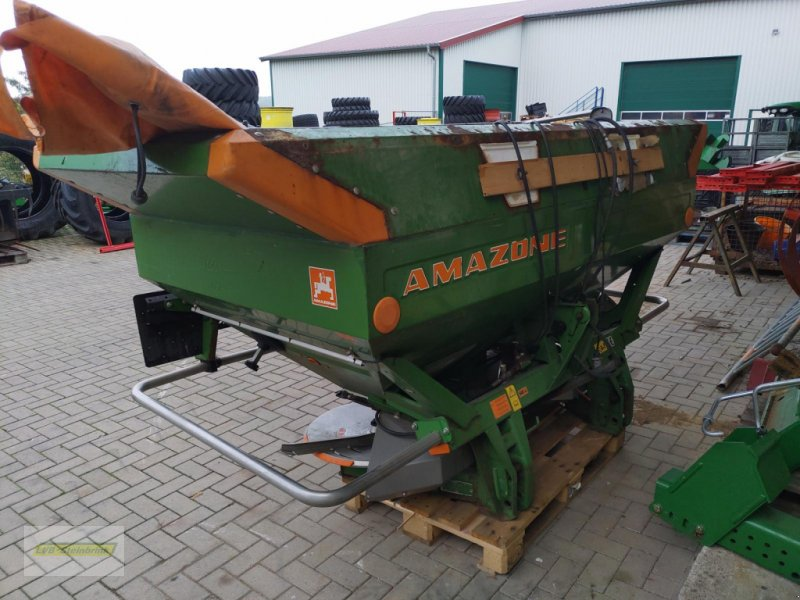 Düngerstreuer типа Amazone ZA MaxIS 1500, Gebrauchtmaschine в Bremke (Фотография 1)
