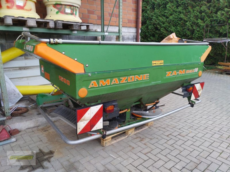Düngerstreuer des Typs Amazone ZA MaxIS 1500, Gebrauchtmaschine in Bremke (Bild 3)