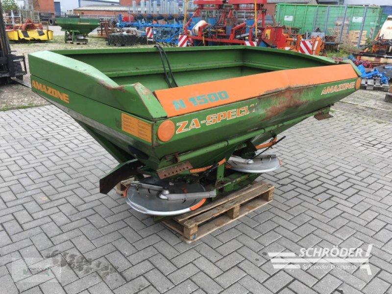 Düngerstreuer типа Amazone ZA-SPECIAL 1500 L, Gebrauchtmaschine в Twistringen (Фотография 1)