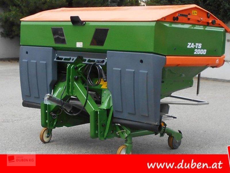 Düngerstreuer des Typs Amazone ZA-TS 2000 Profis Tronic, Neumaschine in Ziersdorf (Bild 1)