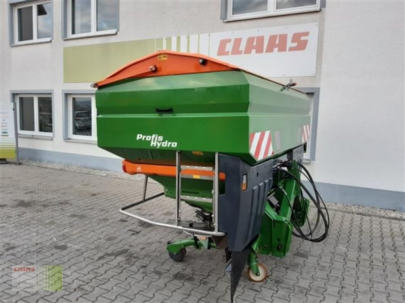 Düngerstreuer des Typs Amazone ZA-TS 4200 Profis Hydro, Gebrauchtmaschine in Aurach (Bild 4)