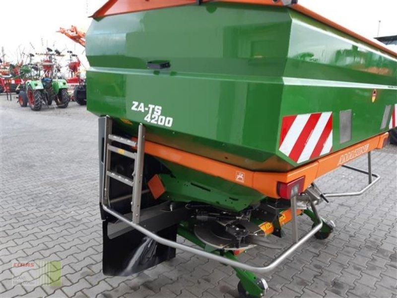 Düngerstreuer des Typs Amazone ZA-TS 4200 Profis Hydro, Gebrauchtmaschine in Aurach (Bild 5)