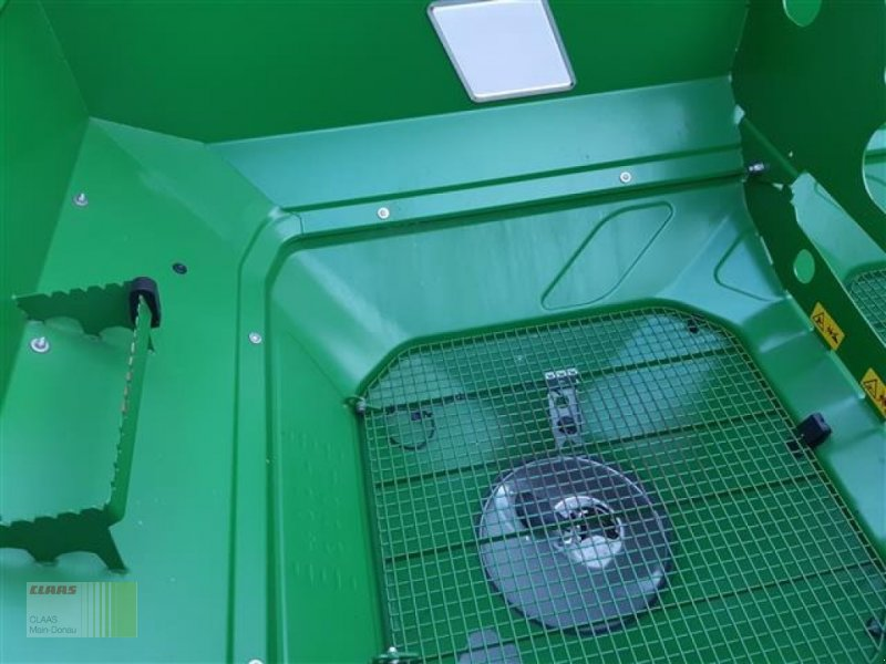 Düngerstreuer des Typs Amazone ZA-TS 4200 Profis Hydro, Gebrauchtmaschine in Aurach (Bild 12)