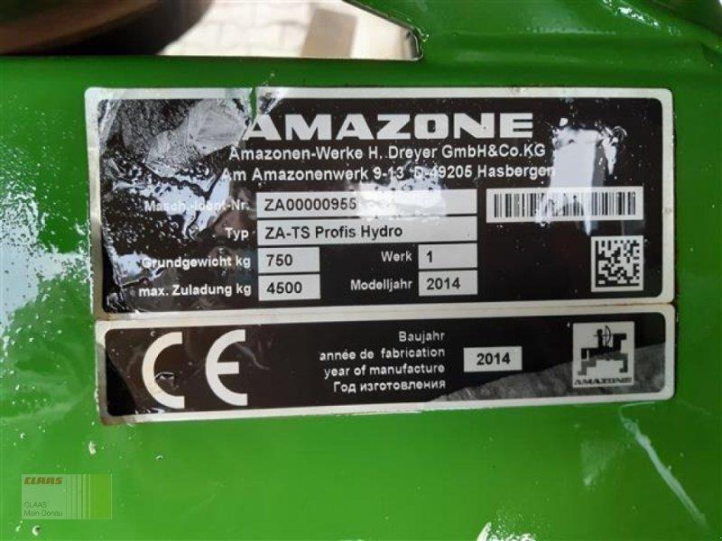 Düngerstreuer des Typs Amazone ZA-TS 4200 Profis Hydro, Gebrauchtmaschine in Aurach (Bild 13)