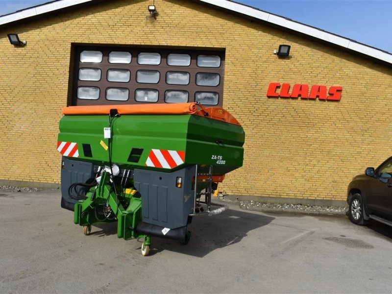 Düngerstreuer typu Amazone ZA-TS 4200 Profits Hydro, Gebrauchtmaschine w Grindsted (Zdjęcie 1)