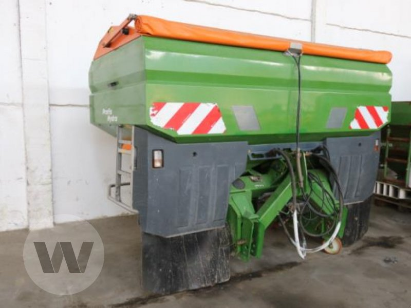 Düngerstreuer des Typs Amazone ZA-TS PROFIS HYDRO, Gebrauchtmaschine in Jördenstorf (Bild 1)