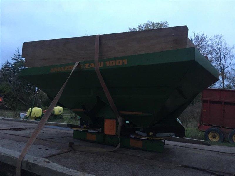 Düngerstreuer des Typs Amazone ZA-U 1001 Meget velholdt, Gebrauchtmaschine in øster ulslev (Bild 1)