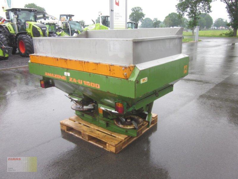 Düngerstreuer типа Amazone ZA-U 1500 (1.800 Liter), Gebrauchtmaschine в Molbergen (Фотография 1)