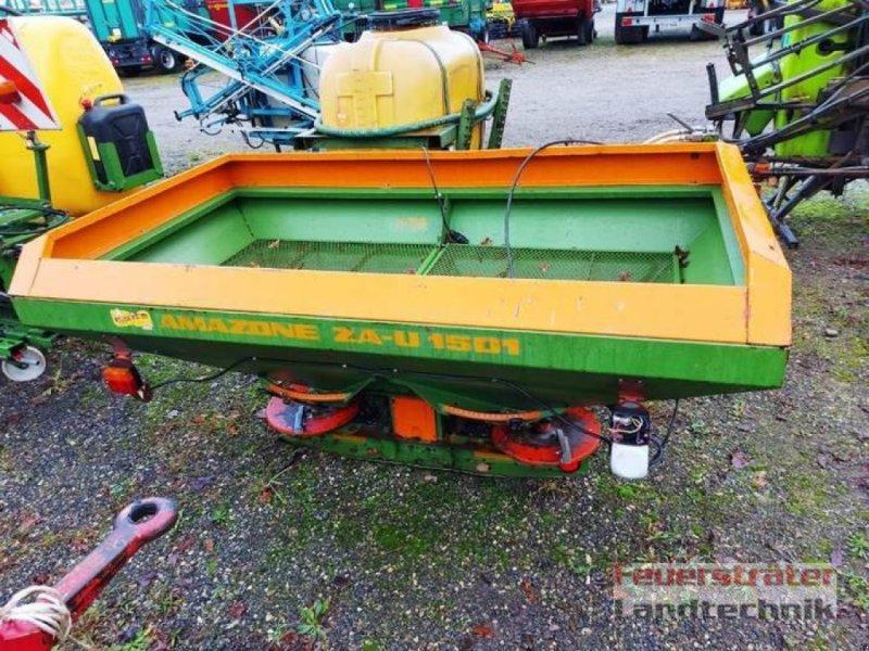 Düngerstreuer des Typs Amazone ZA-U 1501, Gebrauchtmaschine in Beelen (Bild 1)