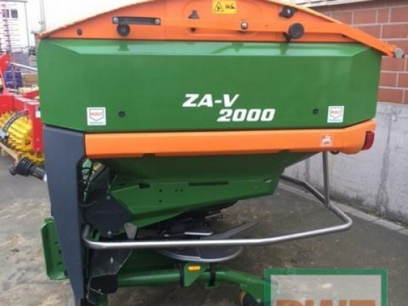 Düngerstreuer des Typs Amazone ZA-V 2000 Profis Troni, Gebrauchtmaschine in Langgöns (Bild 1)