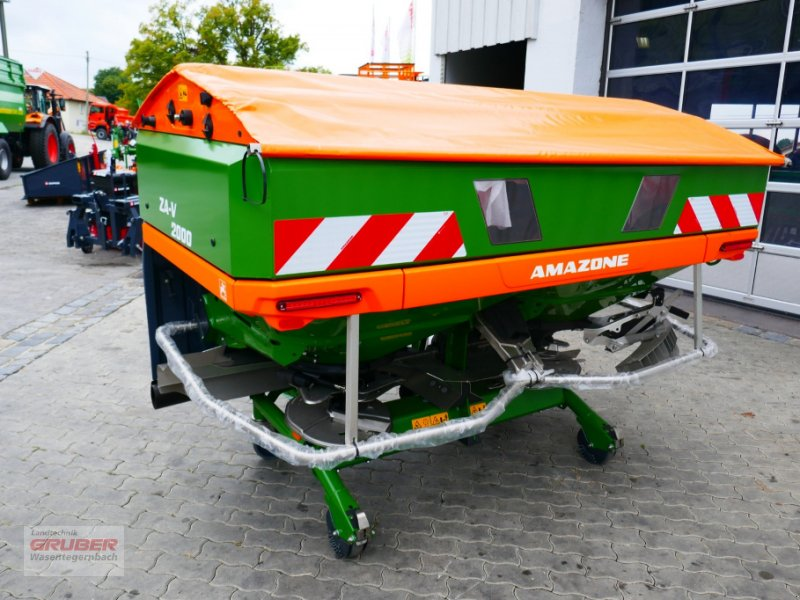 Düngerstreuer типа Amazone ZA-V Super ProfiS - Förderfähiger Düngerstreuer, Neumaschine в Dorfen (Фотография 1)