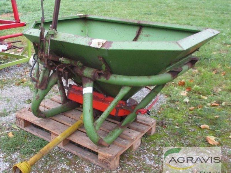Düngerstreuer des Typs Amazone ZAF 603, Gebrauchtmaschine in Warburg (Bild 1)