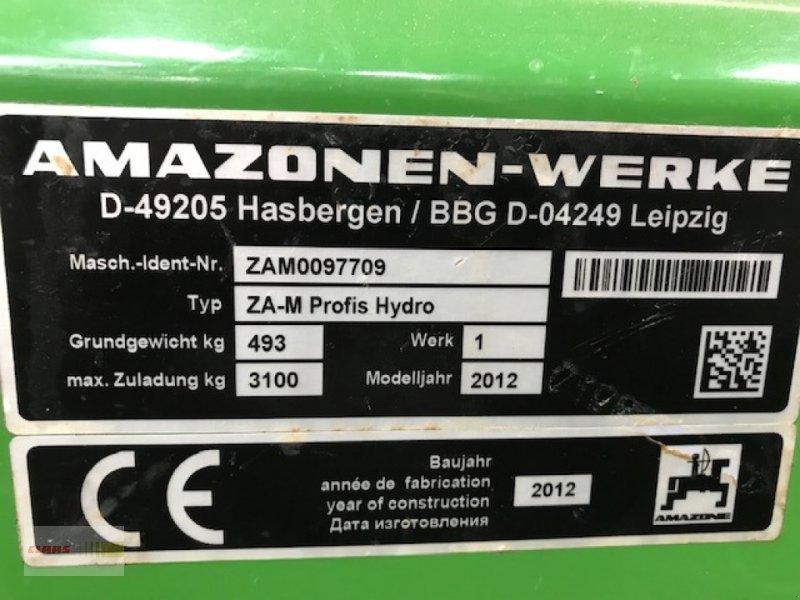 Düngerstreuer des Typs Amazone ZAM 3001 Hydro Preis reduziert!!!, Gebrauchtmaschine in Langenau (Bild 6)