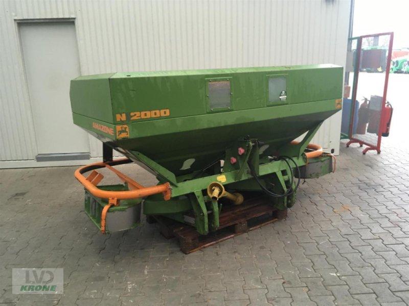 Düngerstreuer des Typs Amazone ZAM-I-1000, Gebrauchtmaschine in Spelle (Bild 1)