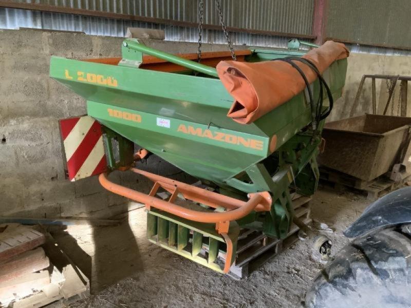 Düngerstreuer типа Amazone ZAM MAX 2500, Gebrauchtmaschine в ROYE (Фотография 1)