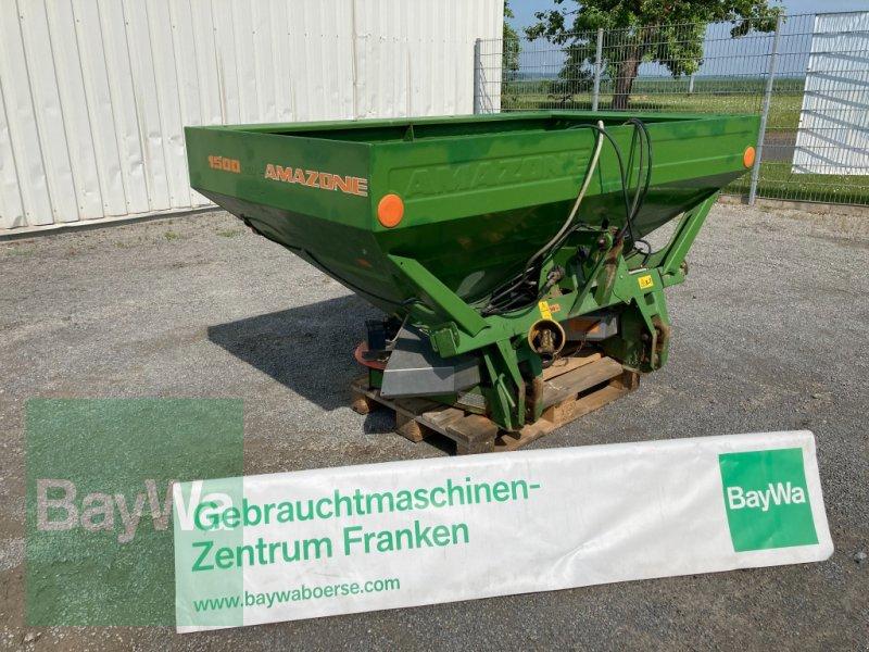 Düngerstreuer типа Amazone ZAM MAX-tronic 1500, Gebrauchtmaschine в Giebelstadt (Фотография 1)