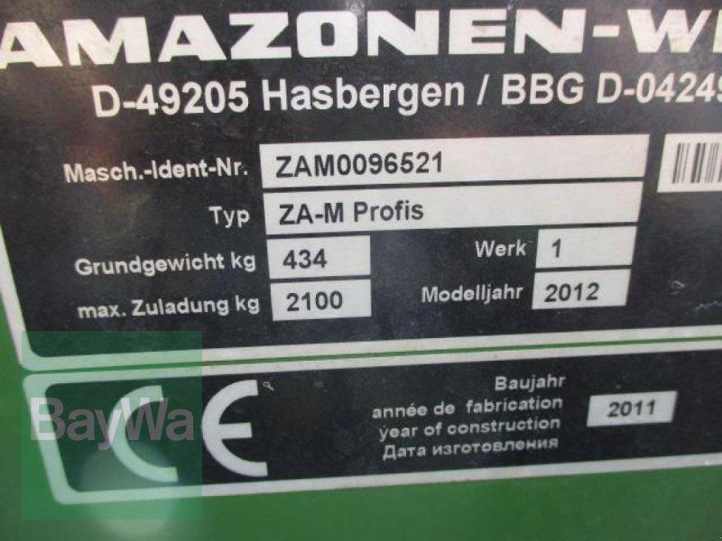 Düngerstreuer des Typs Amazone ZAM PROFI 1001   #676, Gebrauchtmaschine in Schönau b.Tuntenhausen (Bild 5)