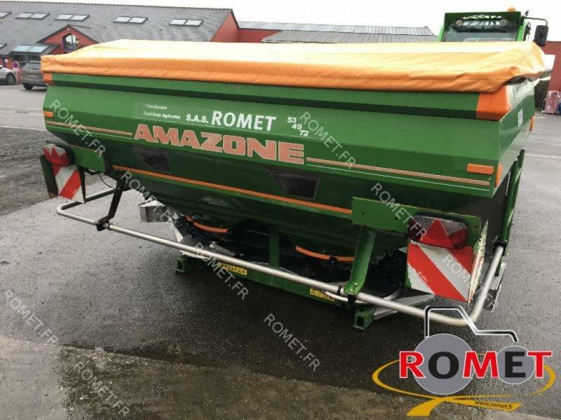 Düngerstreuer типа Amazone ZAM-ULTRA 3600L, Gebrauchtmaschine в Gennes sur glaize (Фотография 1)