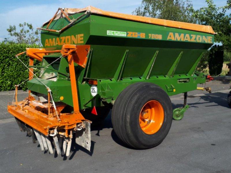 Düngerstreuer des Typs Amazone ZG-B 7000, Gebrauchtmaschine in Rheda-Wiedenbrück (Bild 4)