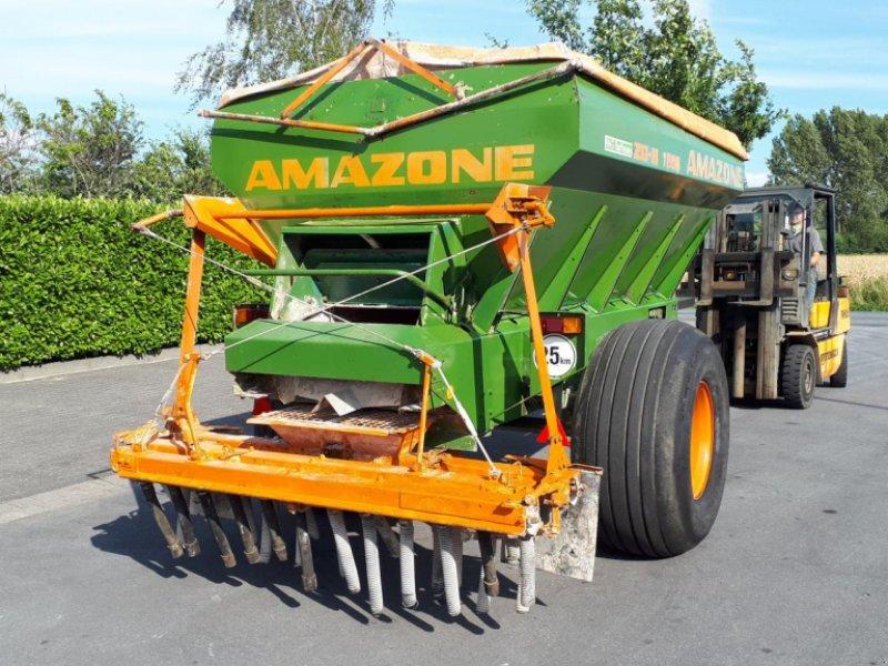 Düngerstreuer des Typs Amazone ZG-B 7000, Gebrauchtmaschine in Rheda-Wiedenbrück (Bild 8)