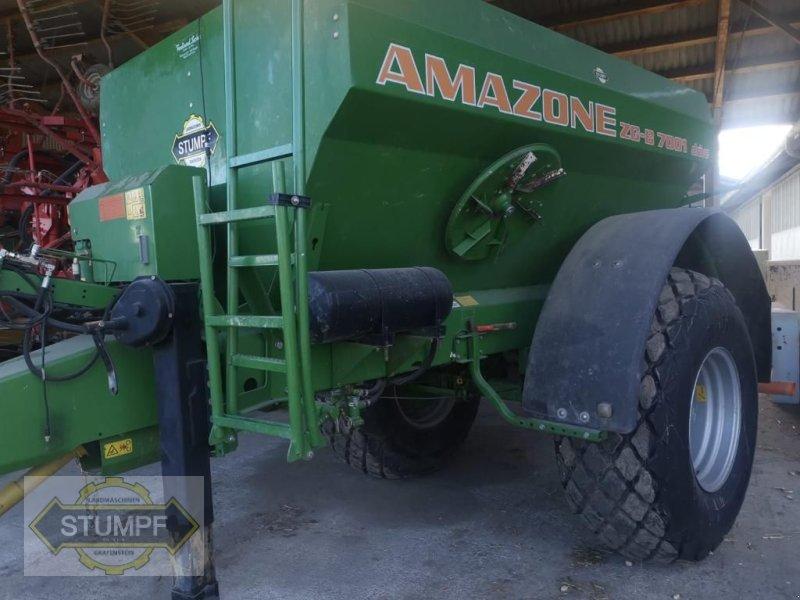 Düngerstreuer des Typs Amazone ZG-B 7001, Gebrauchtmaschine in Grafenstein (Bild 1)