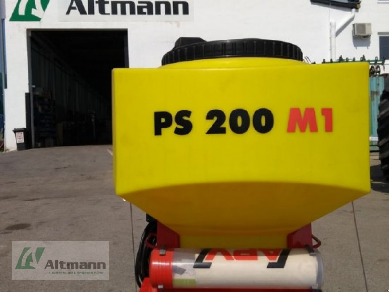 Düngerstreuer des Typs APV PS 200 M1, Neumaschine in Wiener Neustadt (Bild 2)