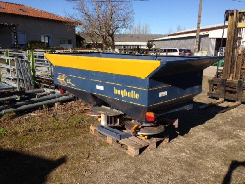 Düngerstreuer типа Bogballe EX TREND, Gebrauchtmaschine в VERDALLE (Фотография 1)