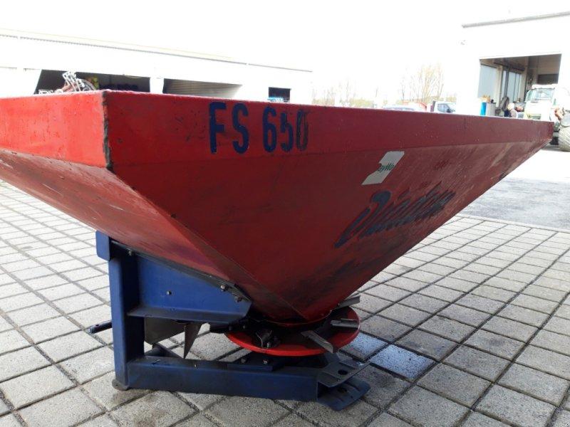 Düngerstreuer typu Diadem FS 650 (auch Salzstreuer Winterdienst), Gebrauchtmaschine v Wülfershausen an der Saale (Obrázok 4)