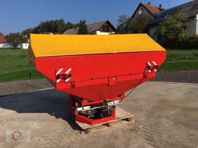 Düngerstreuer des Typs Jar-Met 2000L Grenzstreueinrichtung Plane Beleuchtung, Neumaschine in Tiefenbach (Bild 1)