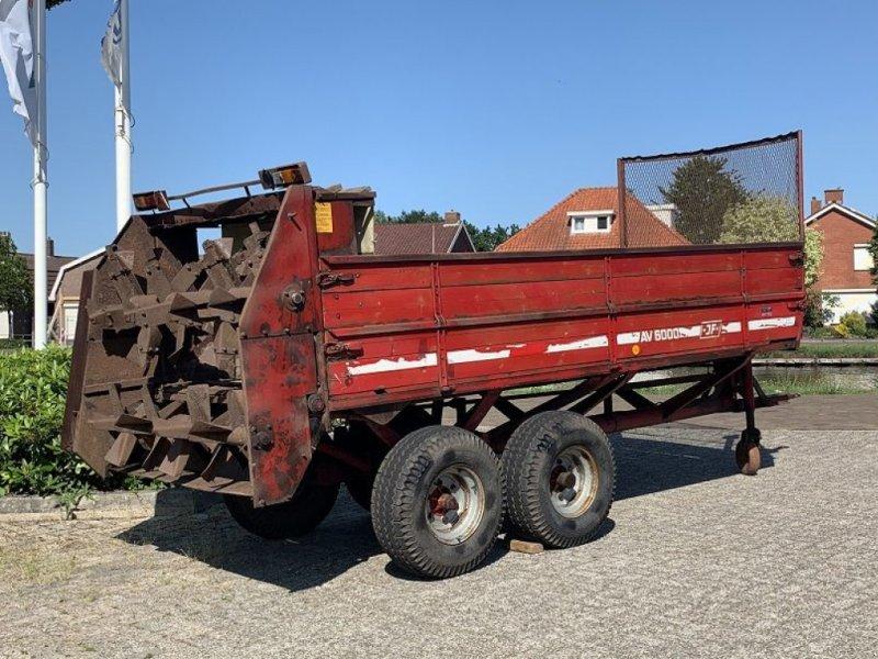 Düngerstreuer типа JF AV 6000, Gebrauchtmaschine в Vriezenveen (Фотография 2)