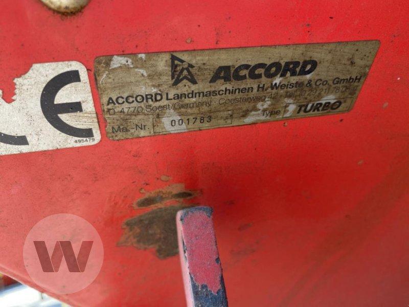 Düngerstreuer des Typs Kverneland ACCORD, Gebrauchtmaschine in Husum (Bild 7)
