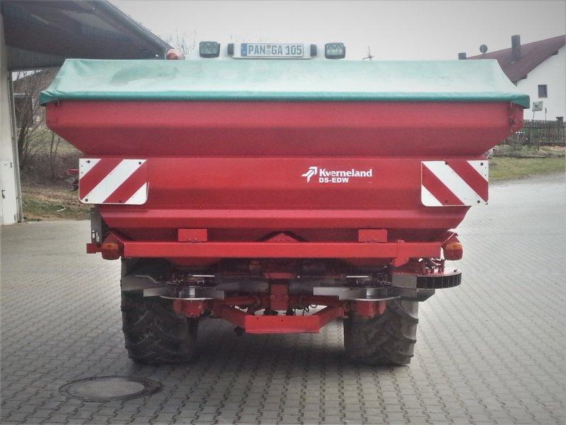 Düngerstreuer типа Kverneland DS-EDW, Gebrauchtmaschine в Falkenberg (Фотография 1)