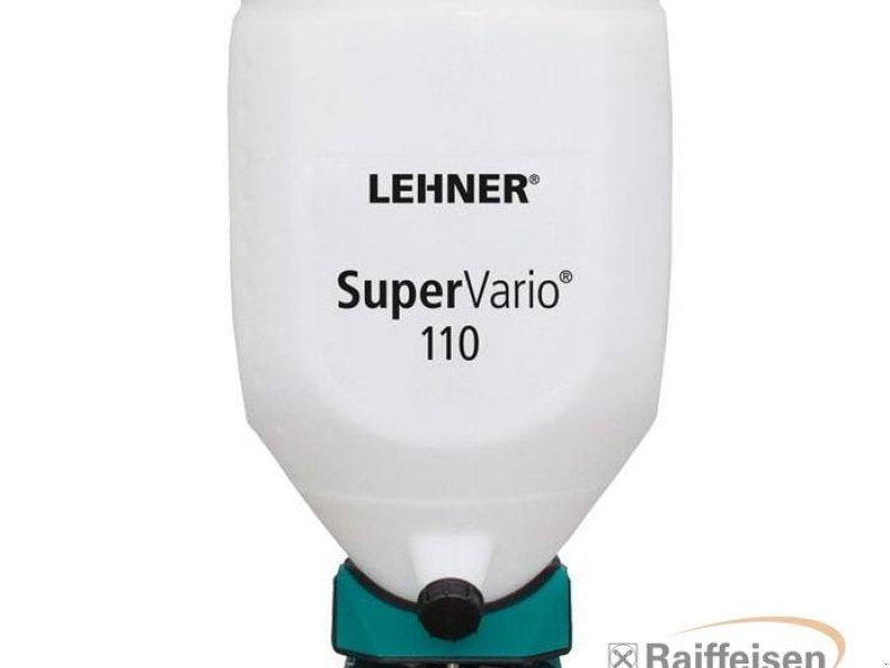 Düngerstreuer des Typs Lehner Super Vario 110, Gebrauchtmaschine in Westerhorn (Bild 1)