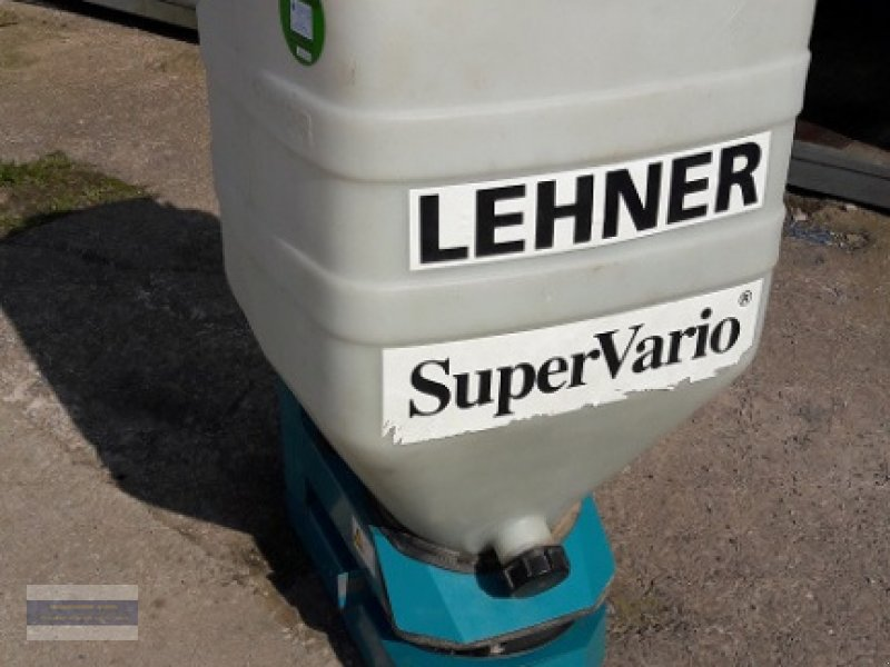 Düngerstreuer des Typs Lehner Super Vario 110, Gebrauchtmaschine in Bad Köstritz (Bild 1)