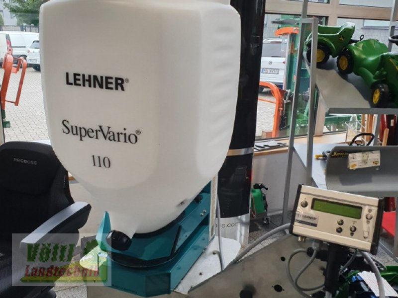 Düngerstreuer типа Lehner Super Vario 110, Neumaschine в Hutthurm bei Passau (Фотография 1)