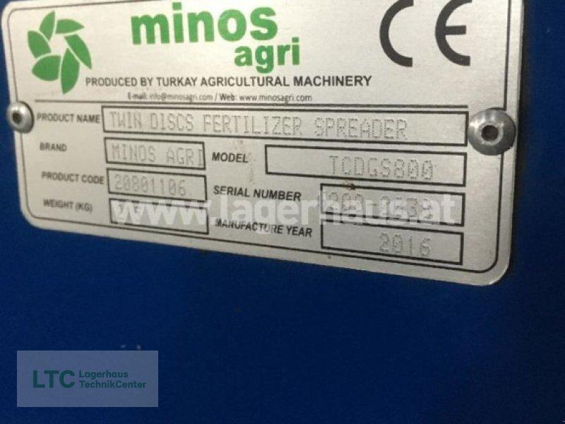 Düngerstreuer des Typs Minos Agri AGRI TCDGS 800 PRIVATVK, Gebrauchtmaschine in Korneuburg (Bild 2)