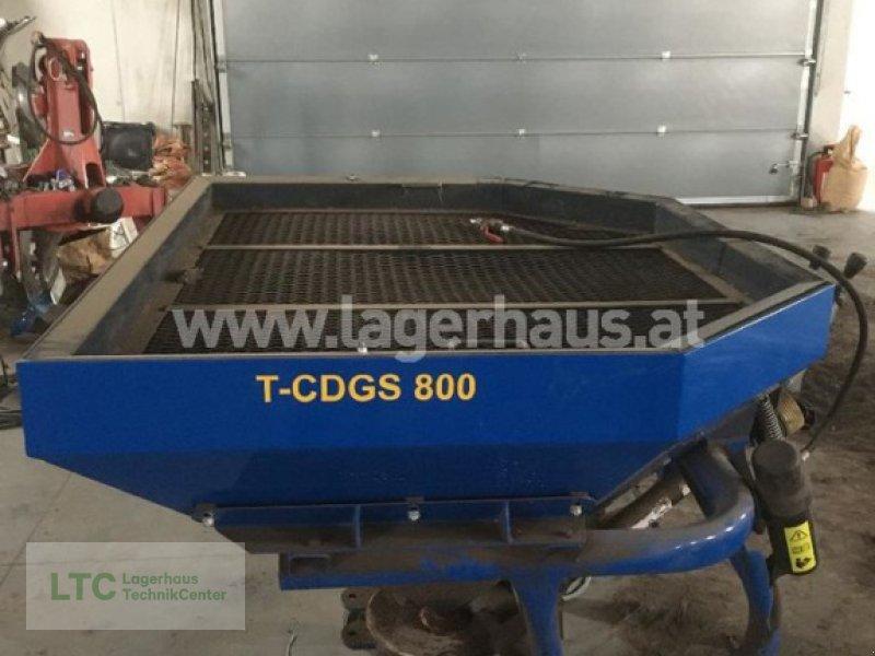 Düngerstreuer des Typs Minos Agri AGRI TCDGS 800 PRIVATVK, Gebrauchtmaschine in Korneuburg (Bild 4)
