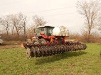 New Agro MaxiMarin Injection Wheel Fertilizer (Cultan) Düngerstreuer