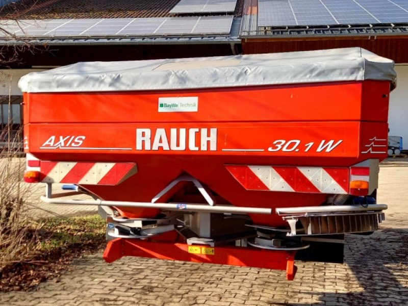 Düngerstreuer des Typs Rauch 30.1 W, Gebrauchtmaschine in Moosburg (Bild 1)
